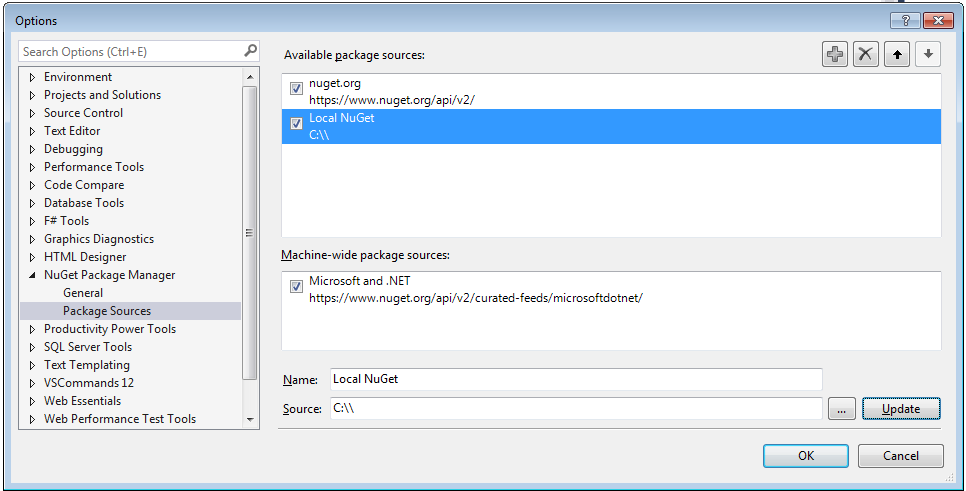 Create and Publish a NuGet Package Easily - Overview - CodeProject
